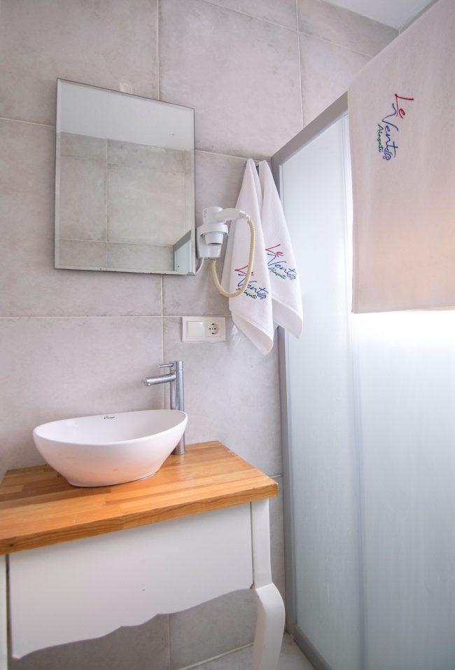 Le Vent Alaçatı Banyo
